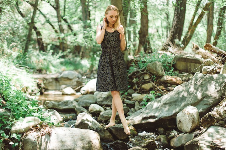 Bridge & Burn - Orchard Sunflower Dress