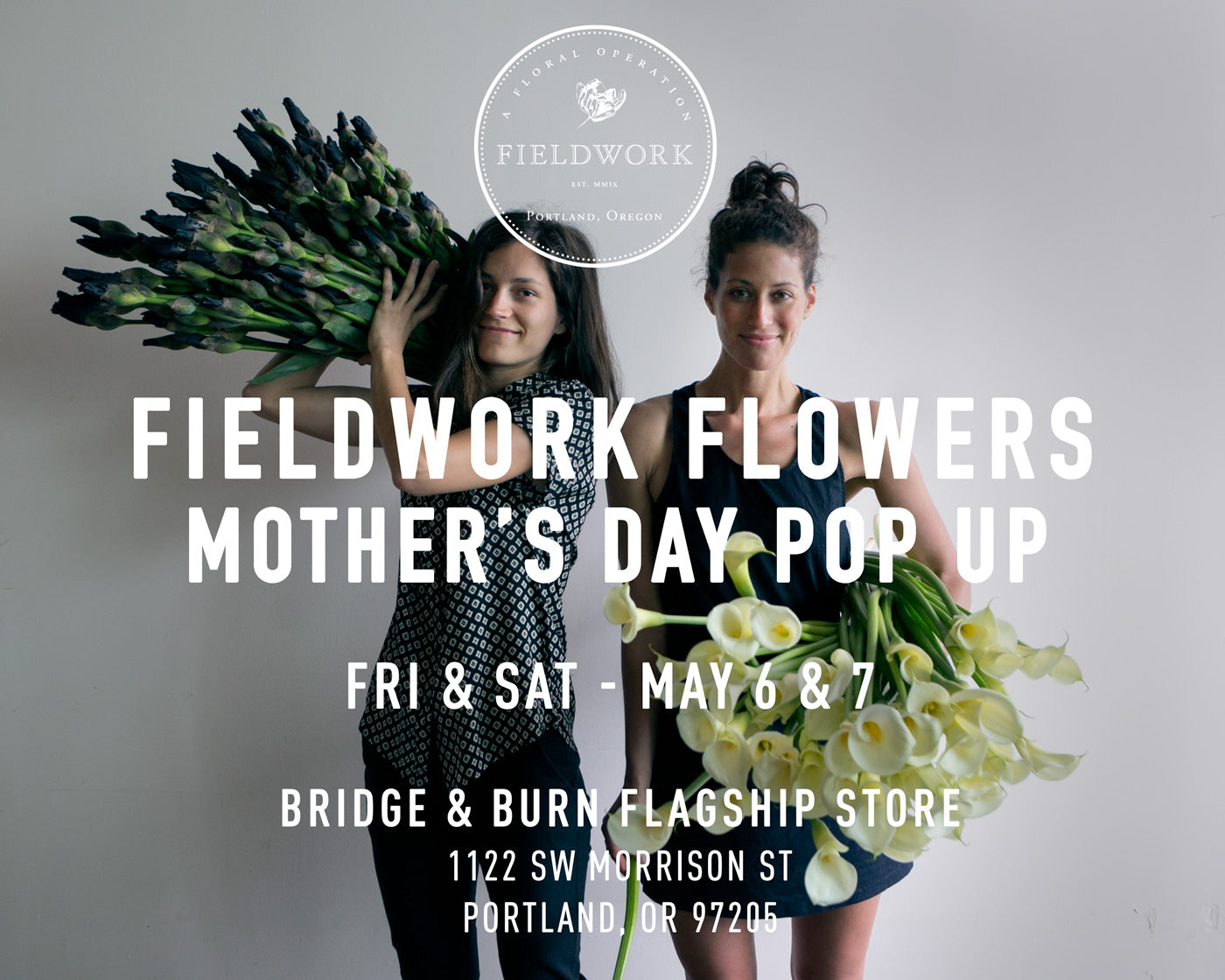 Fieldwork Flowers - Floral Bouquets and Arrangements - Portland, OR