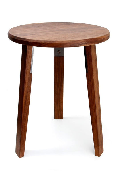 Folk Stool Western Walnut