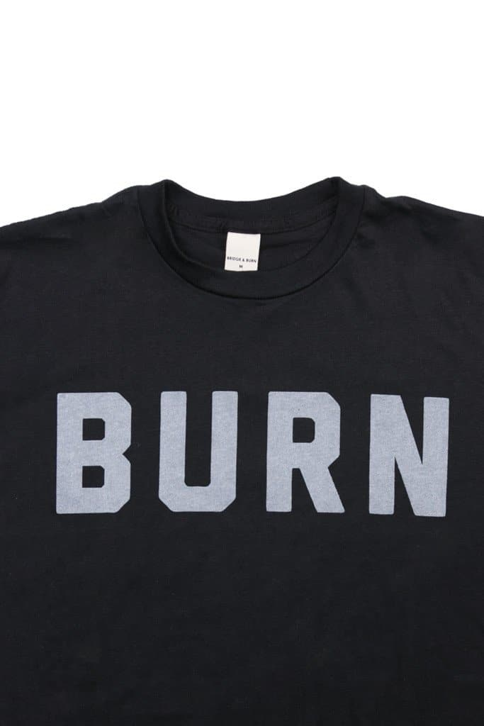 Men's BURN Black