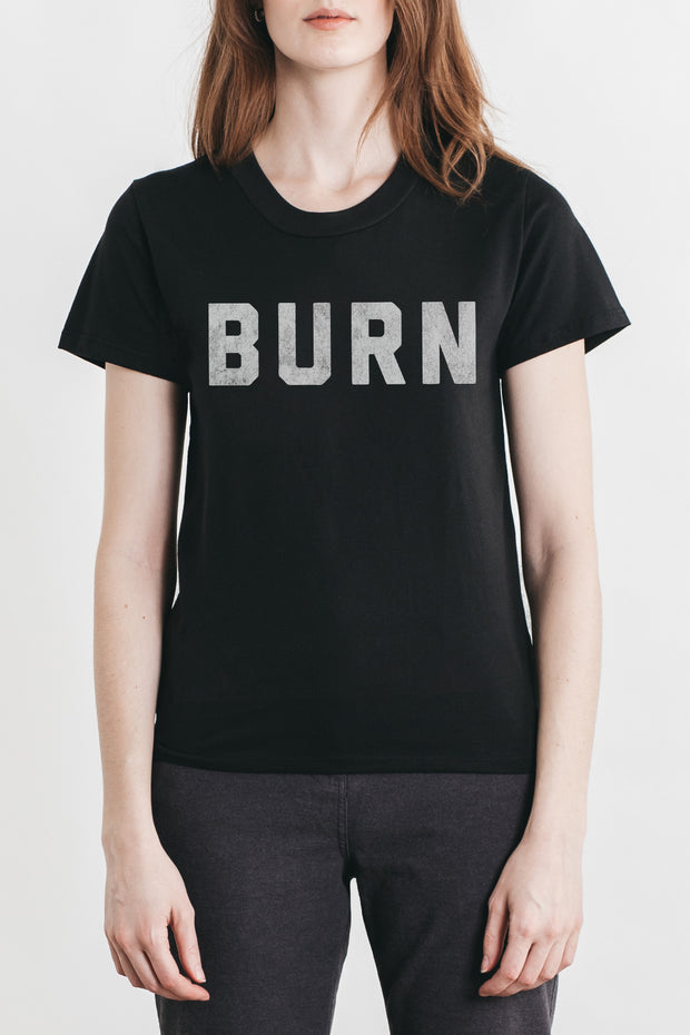 Women's BURN Black