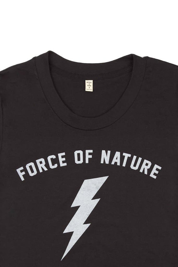 Women's Force of Nature Black