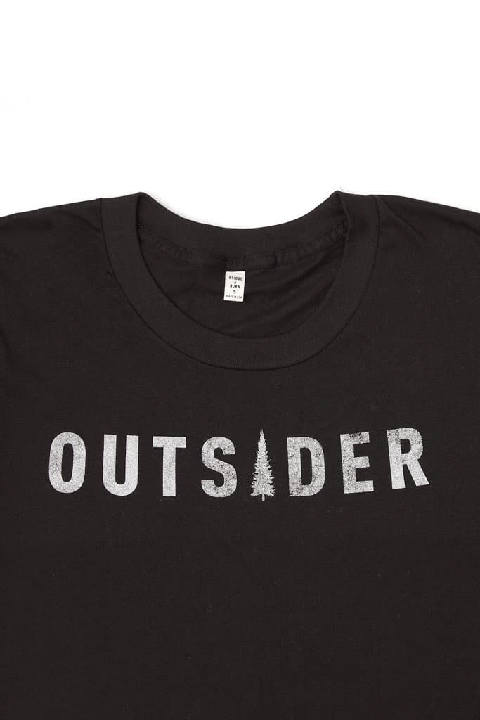 Women's Outsider Black