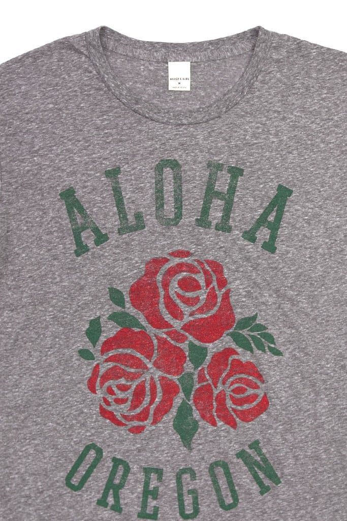 Men's Aloha Oregon Grey