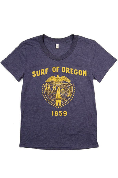 Women's Surf of Oregon Navy