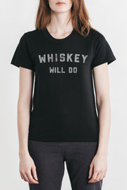 Women's Whiskey Will Do Black