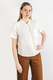 Greer Tan Stripe