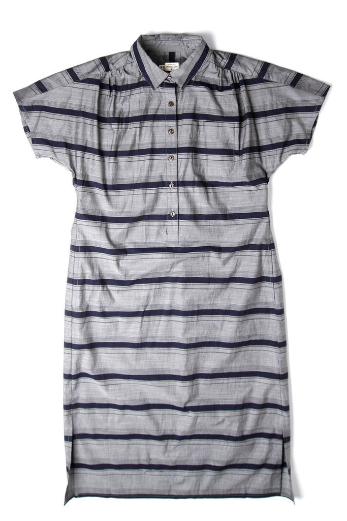 Ena Midnight Stripe