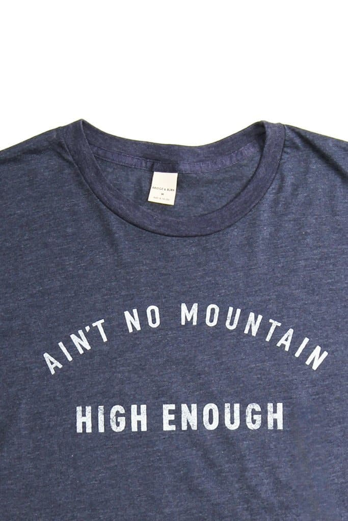 Men's Aint No Mountain Navy