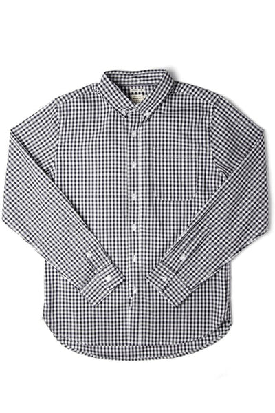 Sutton Black Gingham