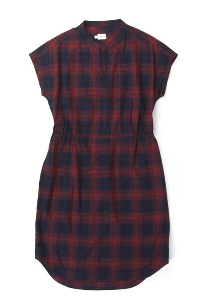 Clement Brick Red Plaid