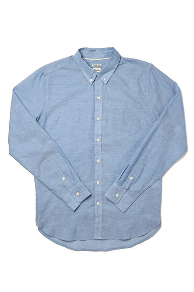 Sutton Summer Chambray Light Blue