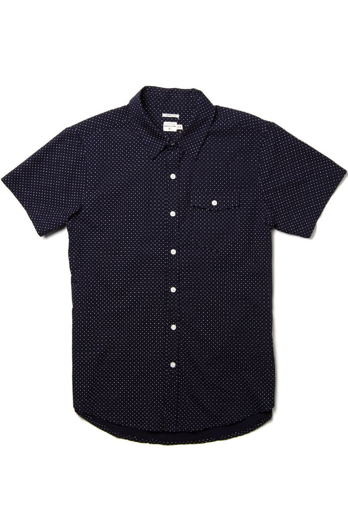 Thomas Navy Polkadot