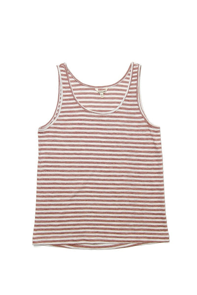 Lyle Dusty Rose Stripe
