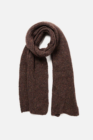 Bridge & Burn Cable Scarf Woodland