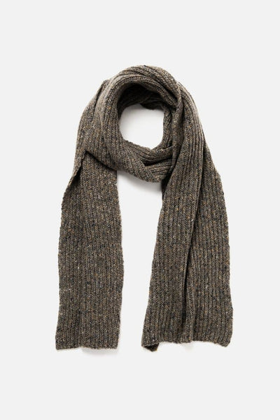 Bridge & Burn Cable Scarf Stone