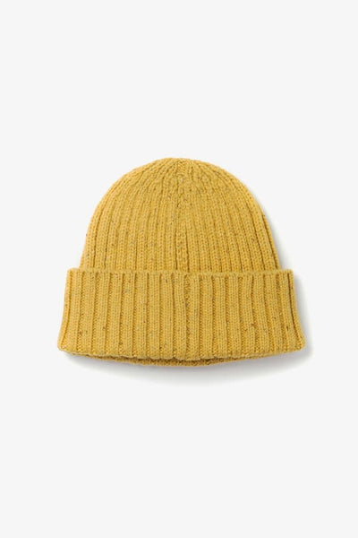 Bridge & Burn Chunky Ribbed Beanie Goldenrod