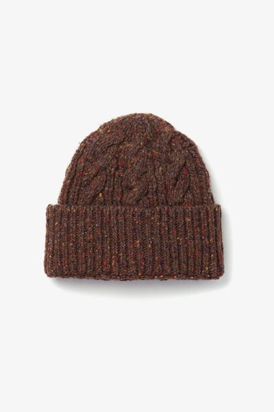 Bridge & Burn Cable Beanie Woodland