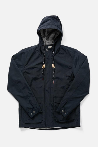 Marshall Navy Bridge & Burn men's water resistant jacket