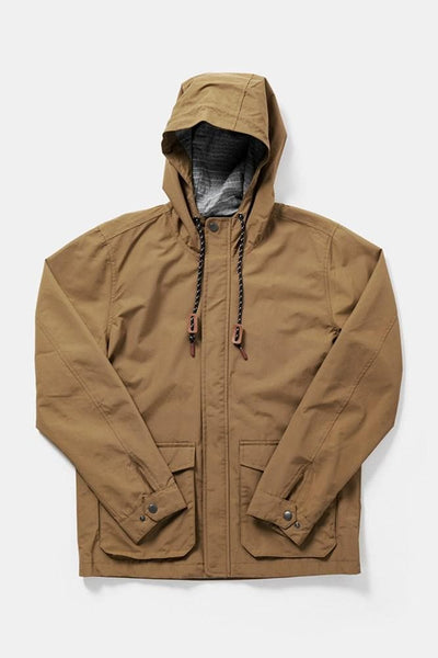 Marshall Bronze Bridge & Burn men's water resistant jacket