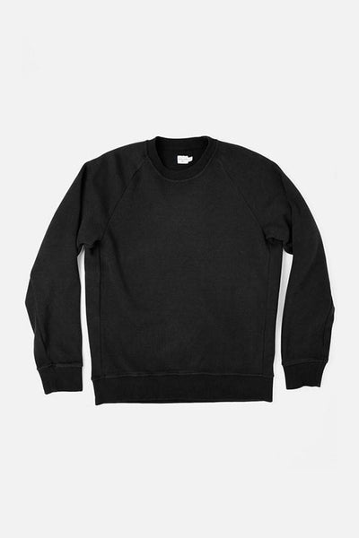 Fremont Black Bridge & Burn men's crewneck sweatshirt