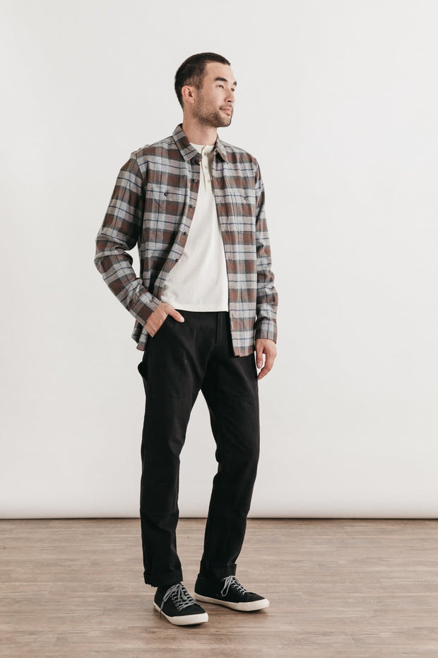 Winslow Sienna Plaid