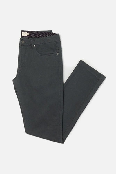 Bradley Slate Bridge & Burn men's slim-fit trouser