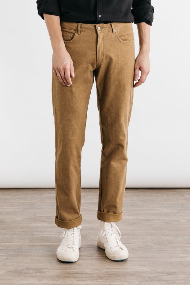 Polk Gold Bridge & Burn men's straight leg twill pants