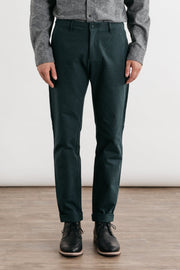 Tabor Teal Bridge & Burn men's straight leg chinos