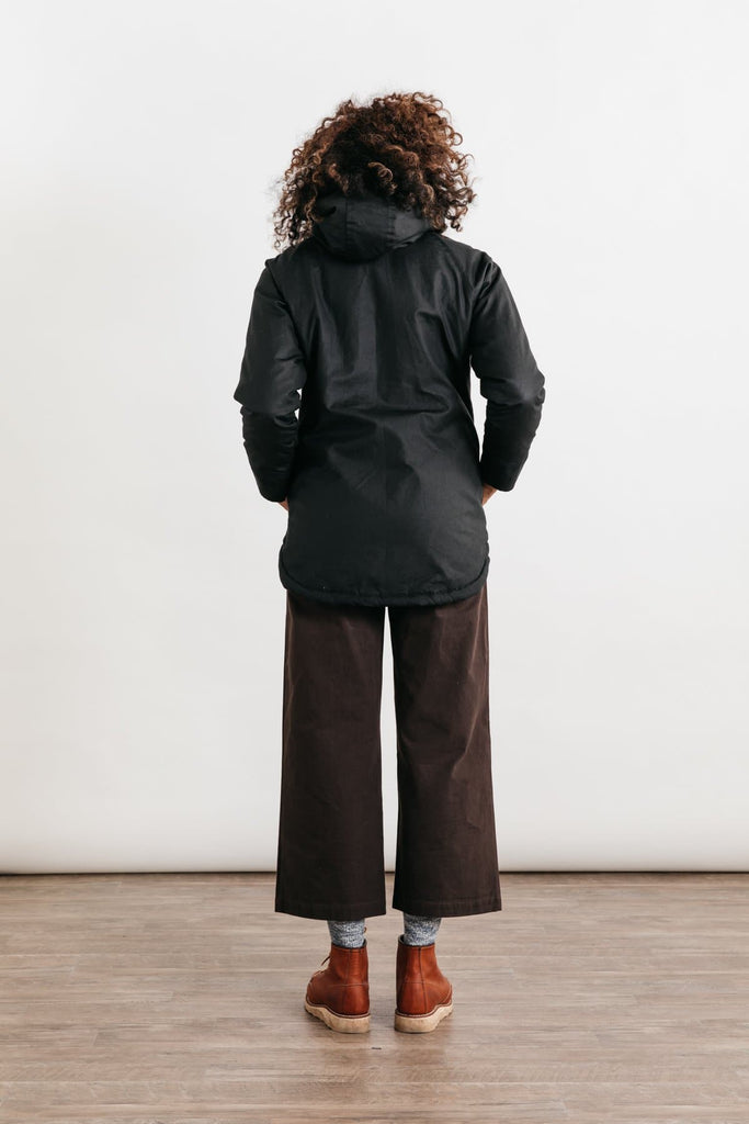 Sequoia Parka Black