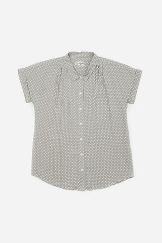 May Light Grey Polkadot
