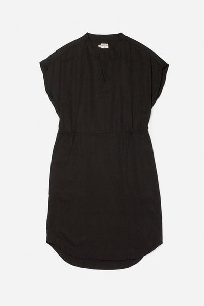 Clement Black Bridge & Burn women's pullover sheath dress