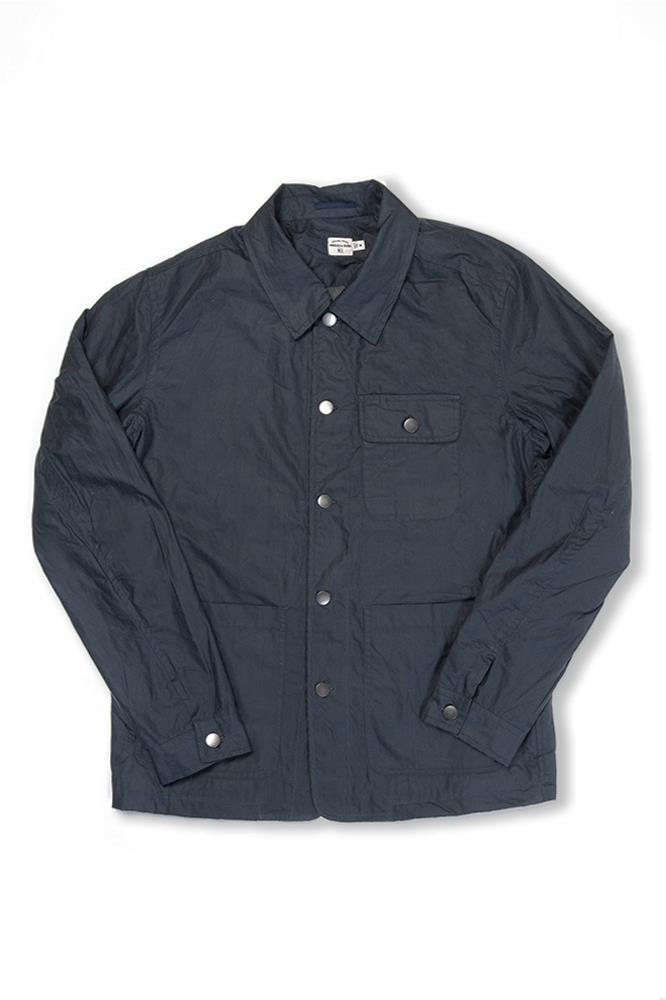 Bridge & Burn nelson slate wax coat