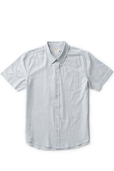 1dd318da Bridge & Burn harbor mens short sleeve button up