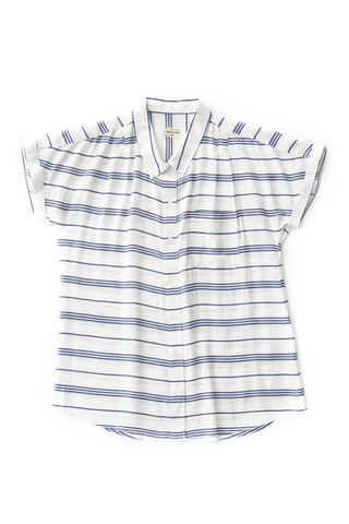May Navy Stripe
