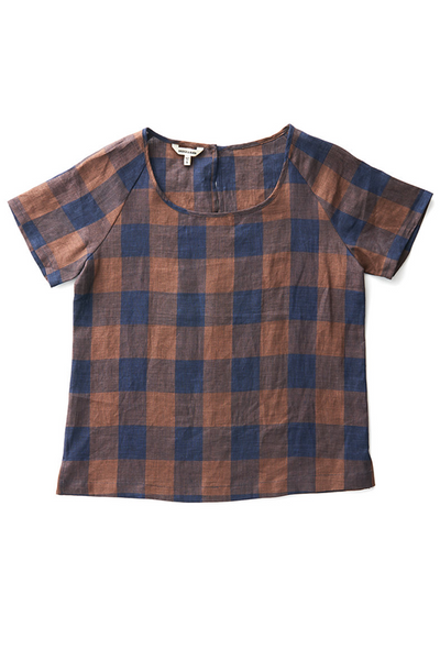 Bridge & Burn reese boxy t shirt women's