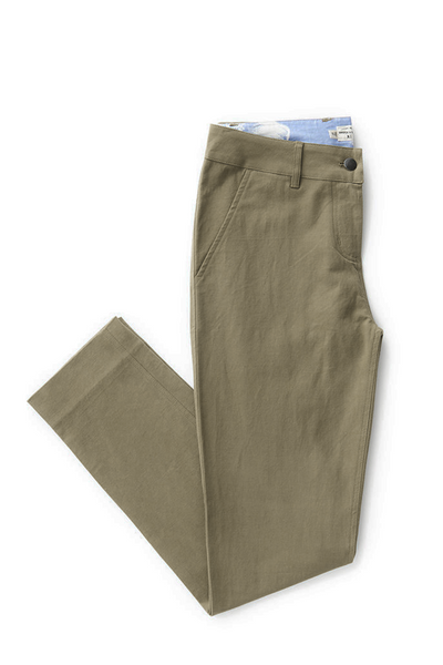 Bridge & Burn market tan cotton trousers women
