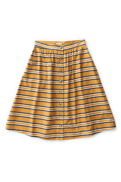 Bridge & Burn a line skirt with pockets