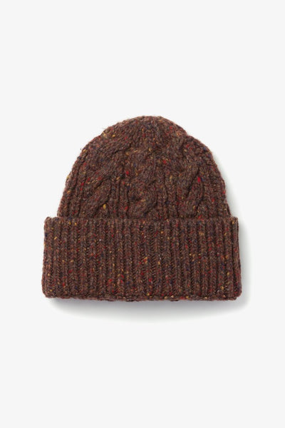 Cable Beanie Woodland