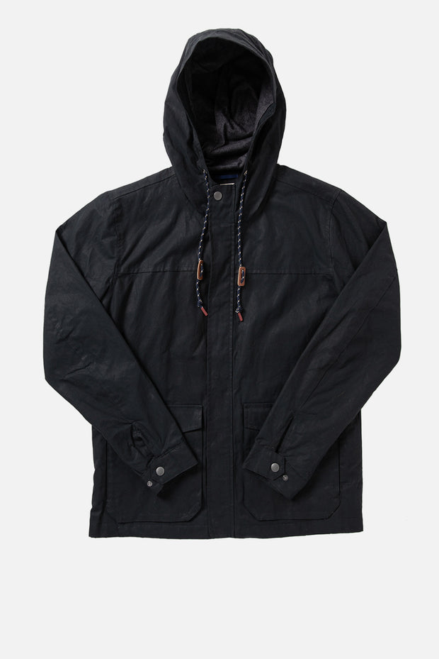 Marshall Waxed Cotton Rain Jacket
