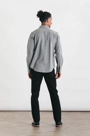 Winslow Grey Flannel