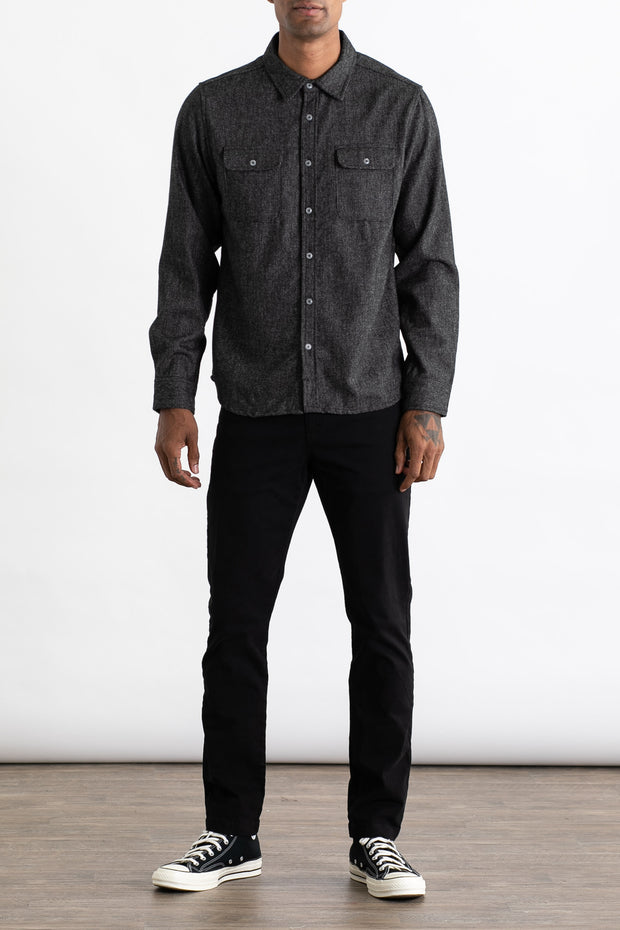 Cole Black Multi Shirt