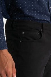 Bradley Slim Fit Black