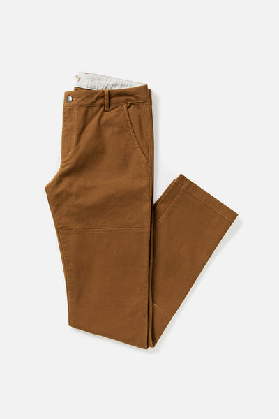 Men's Hickory Canvas Workwear Straight fit Cotton-blend pant