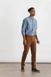 Wallace Utility Pant Hickory