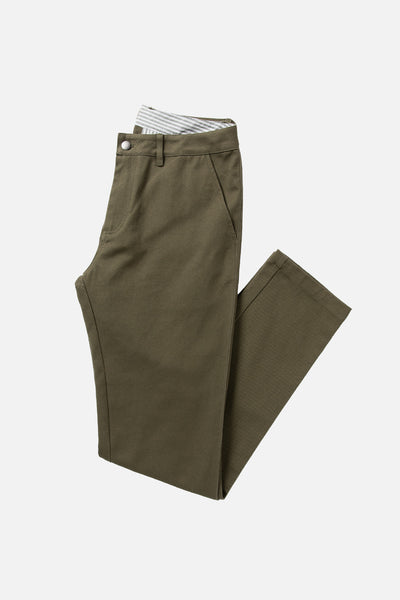 Tabor Olive Chino