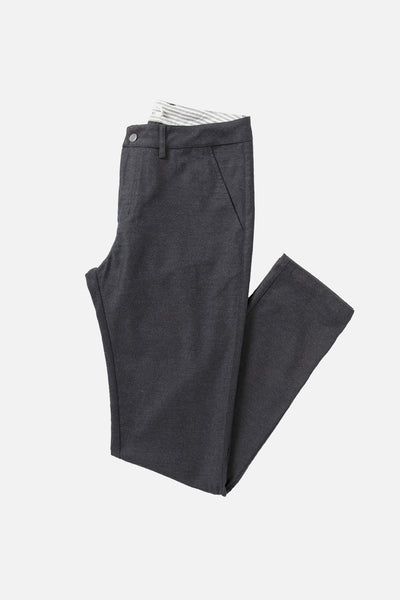 Tabor Charcoal Chino