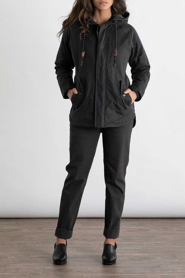 Sequoia Insulated Parka Slate