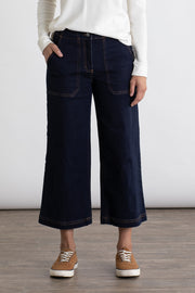 Gladstone Wide Leg Denim Pants