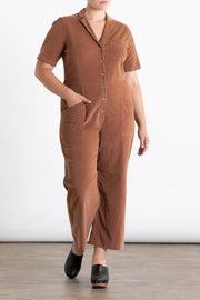 Women's Corduroy Jumpsuit
